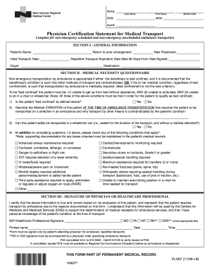 Fillable Online nhrmc NHRMC - Physician Certification Statement ...