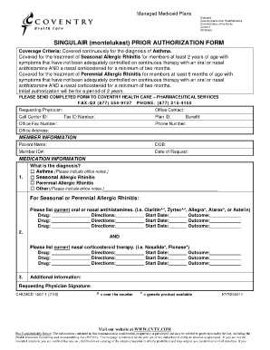 Superb Kentucky Prior Authorization Form