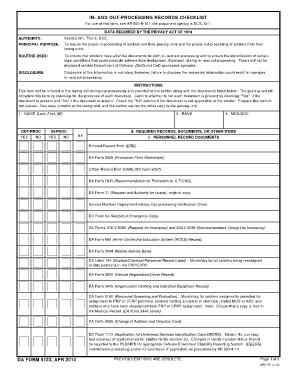 Da 4037 - Fill Online, Printable, Fillable, Blank | PDFfiller