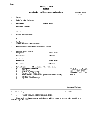 passport application form in hindi pdf