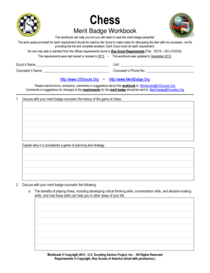 Geocaching Merit Badge Worksheet Delibertad