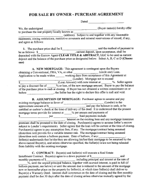 15 Printable Purchase And Sale Agreement Washington State Forms And