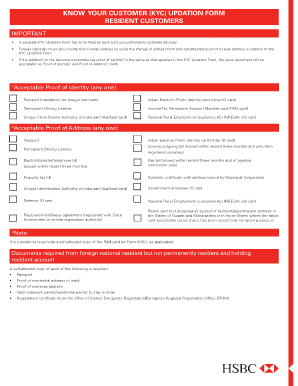 hsbc online banking application form