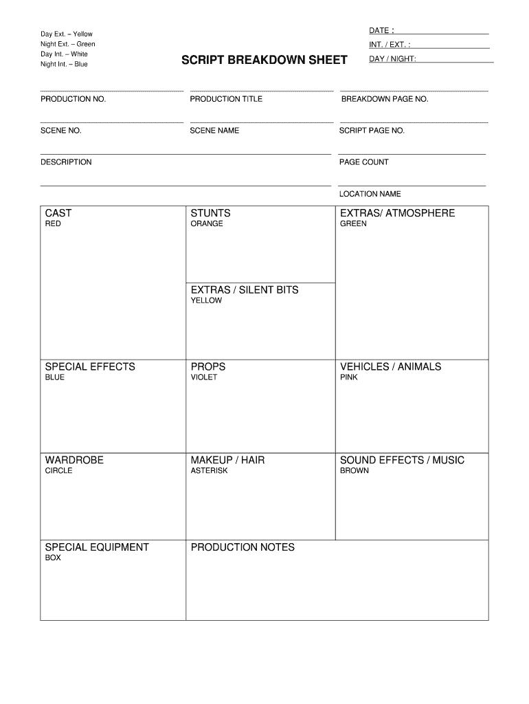 Maintenance Breakdown Report Sheet With Bar Chart Fill Online