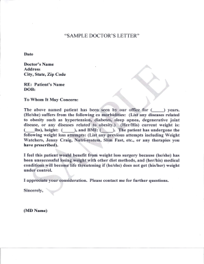 Sample Of Doctors Note - Fill Online, Printable, Fillable, Blank ...