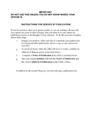 Fillable Online Pro Se Divorce - (08) Affidavit of
