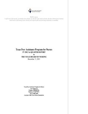 tpapn forms What Forms Do I Print For Quarterly Report Tpapn - Fill Online ...