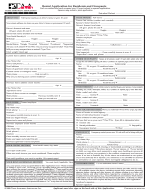 taa lease contract Blank Taa Lease Agreement - Fill Online, Printable, Fillable, Blank ...