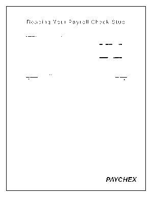 Pay Stub Template Free Forms Fillable Printable Samples For PDF - Free pay stub forms