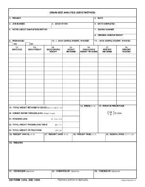 Dd Form 1206 - Fill Online, Printable, Fillable, Blank | PDFfiller