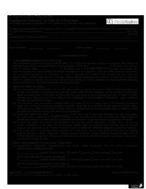 Fillable Online FAR Bar Condominium Rider - Future Home Realty Fax ...