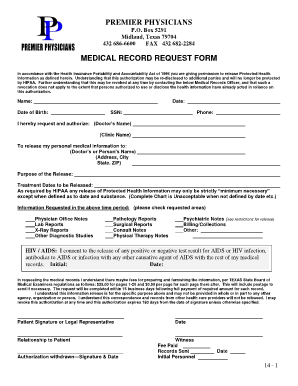 Medical Records Authorization From Providence Providence