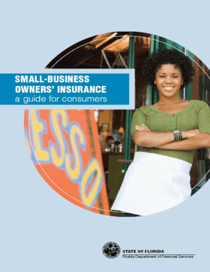 Small-BuSineSS OwnerS - Florida Department of Financial Services