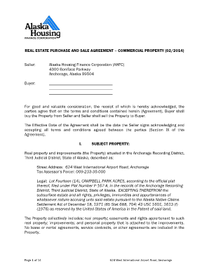 Bill Of Sale Form Alaska Real Estate Purchase And Sale Agreement