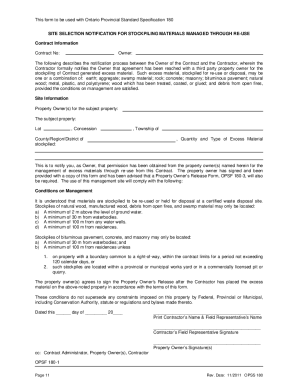 opss 180 form