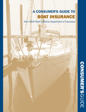 A consumer's guide to - North Carolina Department of Insurance
