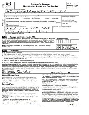 w9 form 2015 printable form - faliang.club
