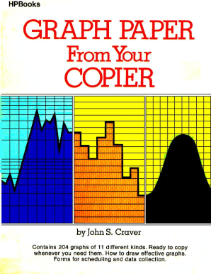 GRAPH PAPER From Your COPIERHPBOOks