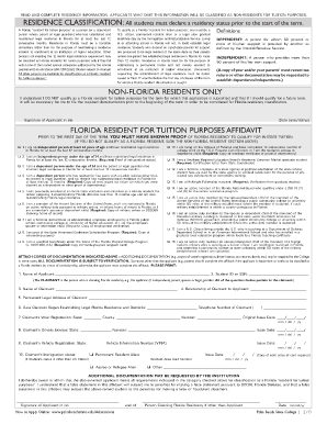 22 Printable I 751 Affidavit Forms And Templates