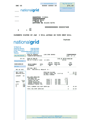 National Grid Gas Pay Online Rhode Island