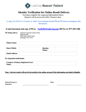 Get labcorp drug test locations to Fill Online in PDF | sample-chain