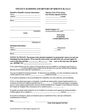 Bill Of Sale Form New Jersey Affidavit Of Service Templates ...