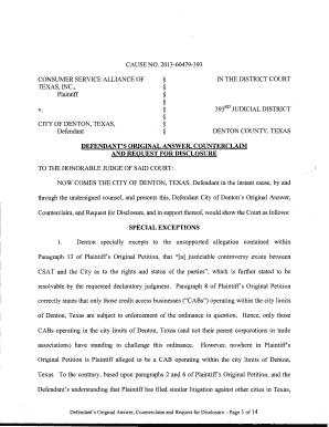 motion to dismiss eviction texas - Forms & Document Templates to