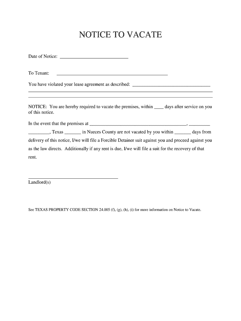 This is a photo of Luscious Free Printable 30 Day Eviction Notice Template