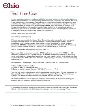 Fillable welcome letter new employee Edit Online Print Download