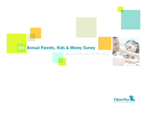Detailed Results / March 2013 - T. Rowe Price Money Confident ...
