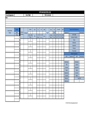 Icao flight plan form download - Printable Governmental ...