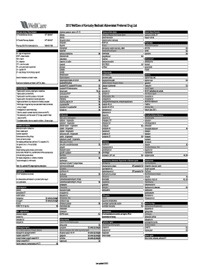 Wellcare formulary list / List of foods to avoid while on blood ...