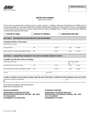 Fillable Online apps dmv ca This form is to be completed for a ...