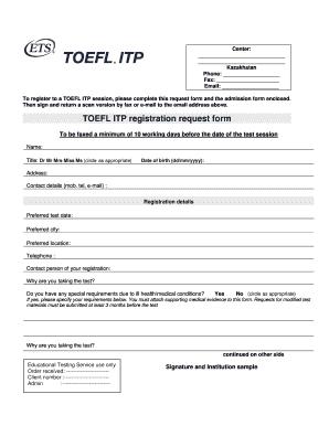 toefl itp practice test free download pdf