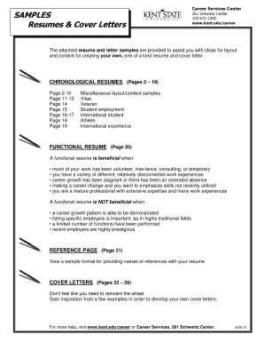 kent university cover letter - email cover letter sample with attached resume forms and