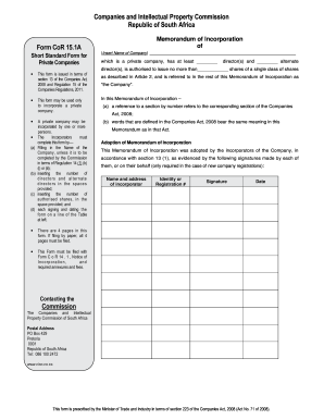 how to fill in the cicp moi form