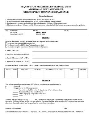 Rst Form - Fill Online, Printable, Fillable, Blank | PDFfiller