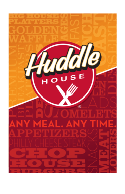Click Here to View a PDF of Our Menu! - Huddle House Franchise