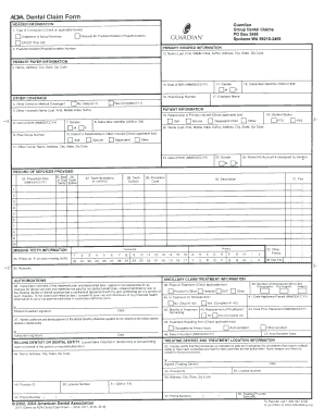 Dental Forms For School - Fill Online, Printable, Fillable, Blank ...