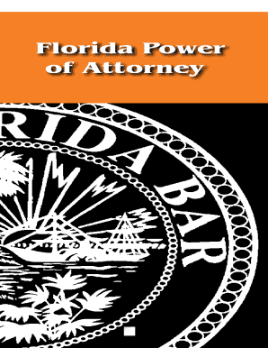 florida durable power of attorney form florida bar Florida Bar Form Power Of Attorney - Fill Online, Printable ...