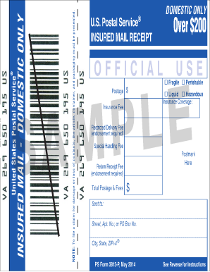fill out form usps mr 1000 online