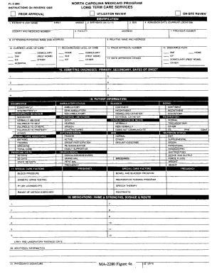 Printable Fl2 Form Nc - Fill Online, Printable, Fillable, Blank ...