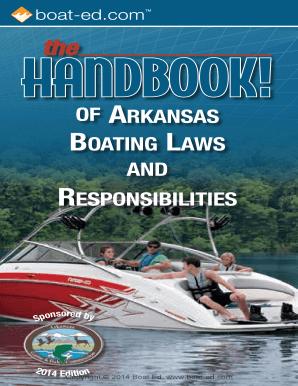 boat bill of sale arkansas - Edit, Print & Download Fillable