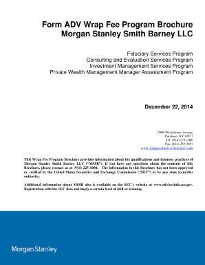 Download - Morgan Stanley Fill Online, Printable, Fillable, Blank