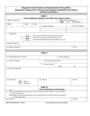 Images Of Army Training Request Form
