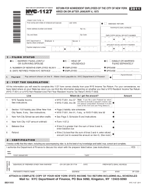 2014 fillable nyc 1127 form