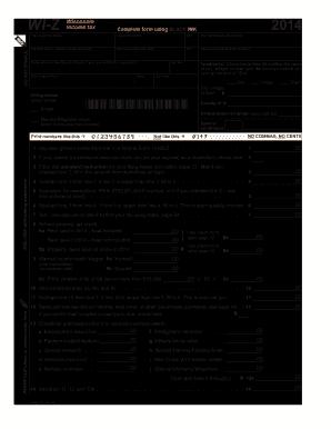2014-2017 Form WI DoR WI-Z Fill Online, Printable, Fillable, Blank ...