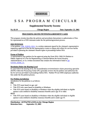 Ssa 561 Form - Fill Online, Printable, Fillable, Blank | PDFfiller