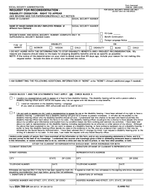 social security form ssa-561 Templates - Fillable & Printable ...