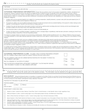 20 printable employee application template forms fillable samples